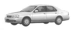 Nissan Bluebird 1.8 EPRISE 1998 г.
