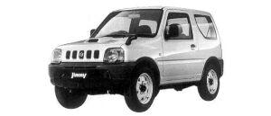 Suzuki Jimny XA 1998 г.