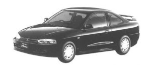 Mitsubishi Mirage Asti Z 1998 г.