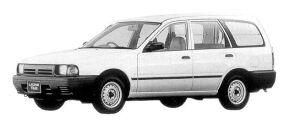 Subaru Leone VAN 1500 2WD 1998 г.