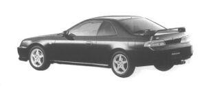 Honda Prelude TYPE S 1998 г.
