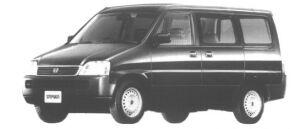 Honda Step Wagon N TYPE 1998 г.
