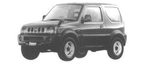 Suzuki Jimny Wide JM 1998 г.