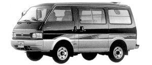 Nissan Vanette VAN 4WD MIDDLE ROOF 4DOOR VX 2200 DIESEL 1998 г.