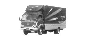 Toyota Dyna WING ROOF 2001 г.