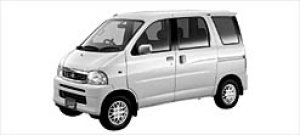 Daihatsu Atrai WAGON TOURING TURBO 2WD 2003 г.