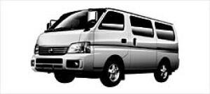 Nissan Caravan 2WD LONGBODY GX STANDARD ROOF D. TURBO 2003 г.