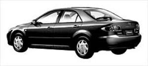 Mazda Atenza SEDAN 23E 2003 г.
