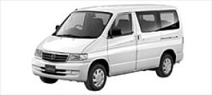 Mazda Bongo Friendee RS-V L4 2.0L Normal Roof 8-seaters, FR 2003 г.