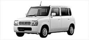 Suzuki Alto Lapin X 2003 г.