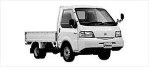 Nissan Vanette Truck 2WD SUPER LOW, DOUBLE TIRE, GL 1800 GAS. 2003 г.
