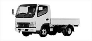 Mitsubishi Canter GUTS ALL LOW FLOOR, LONG BODY 2003 г.