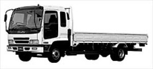 Isuzu Forward Smoother-F 151kW (205PS) 2003 г.