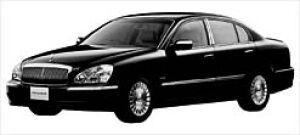 Nissan President Sovereign 4-seater 2003 г.