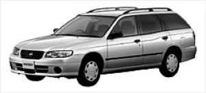 Nissan Expert 2WD GASOLINE 1800 VX-G 2003 г.