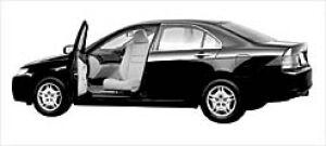 Honda Accord ALMAS,SwivelingPass. SeatVersion 20EL FF 2003 г.