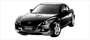 Mazda RX-8 Type S 2003 г.