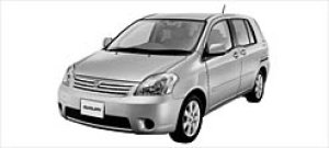 """Toyota Raum """"G Package"""" 2003 г."""