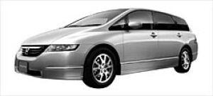 Honda Odyssey L FF 2003 г.