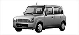 Suzuki Alto Lapin G 2003 г.