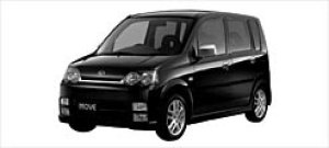 Daihatsu Move CUSTOM RS Limited 2WD 2003 г.