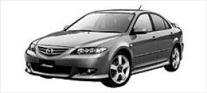Mazda Atenza SPORT 23Z 4AT 2003 г.