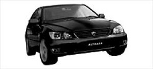 """Toyota Altezza RS200 """"Z EDITION"""" 2003 г."""