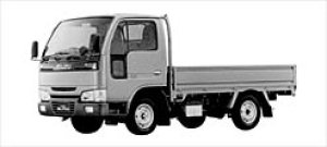 Isuzu Elf 100, 1.3t FLAT LOW Short BODY 2003 г.