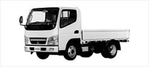 Mitsubishi Canter ALL LOW FLOOR, STANDARD BODY 2003 г.