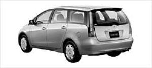 Mitsubishi Grandis Standard 2003 г.