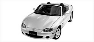 Mazda Roadster 1600 NR-A 2003 г.