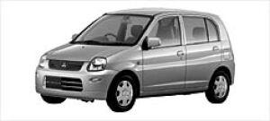 Mitsubishi Minica Pj 2003 г.
