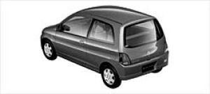 Mitsubishi Minica 3Door Voice 2003 г.