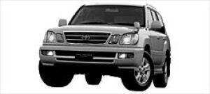 Toyota Land Cruiser CYGNUS 2003 г.