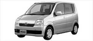 Daihatsu Move L Limited  2WD 2003 г.