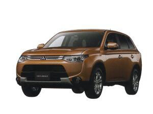 Mitsubishi Outlander 24G Navi Package 2015 г.