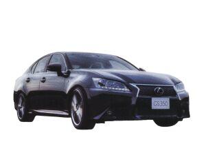 Lexus GS350 F SPORT 2015 г.