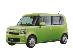Daihatsu Move Conte G NAVI 2015 г.