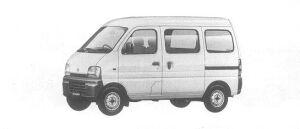Suzuki Every PA 2000 г.