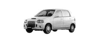 Suzuki Alto C 2000 г.