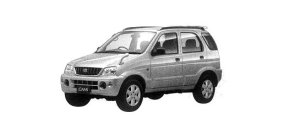 Toyota Cami 2WD P (4A/T) 2000 г.