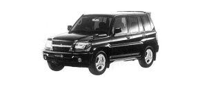 Mitsubishi Pajero IO 5DOOR TR 2000 г.