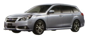 Subaru Legacy Wagon 2.5i B-SPORT EyeSight G Package 2014 г.