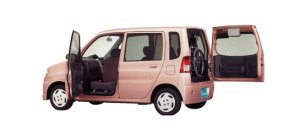 Mitsubishi Toppo with Swivel Passenger Seat 2009 г.