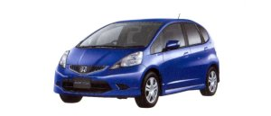 Honda Fit RS FF (CVT) 2007 г.