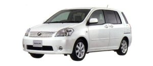 """Toyota Raum """"G Package"""" 2007 г."""
