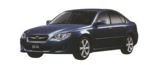 Subaru Legacy B4 2.5i SI-Cruise 2008 г.