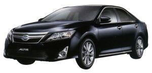 "Daihatsu Altis Hybrid ""G Package"" 2014 г."