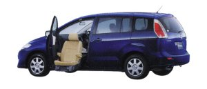 Mazda Premacy 20CS Passenger Lift-up Seat Vehicle 2008 г.