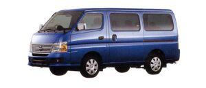 Nissan Caravan SILKROAD GX 2007 г.